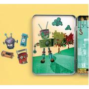 MUDPUPPY Magnetyczne postacie-Roboty