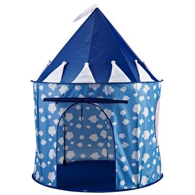 Kids Concept, Namiot niebieski w chmurki