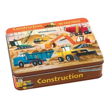 MUDPUPPY Puzzle – 100 elementów - Budowa