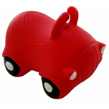 KidZZFarm Skoczek Auto Czerwone / Car Red