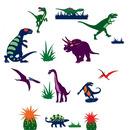 Naklejki dinozaury Djeco