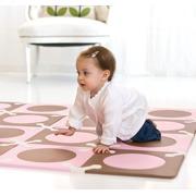 Mata Play Spots różowo/brązowa