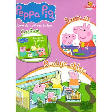 Buduję sklep świnka peppa bawię się czytam buduję tom 3