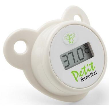 Termometr w smoczku Pacifier