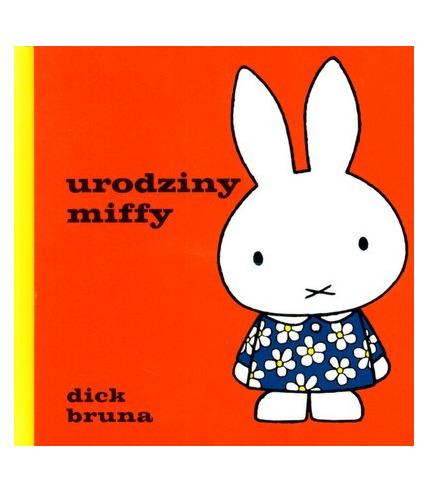 Wydawnictwo Format - urodziny Miffy