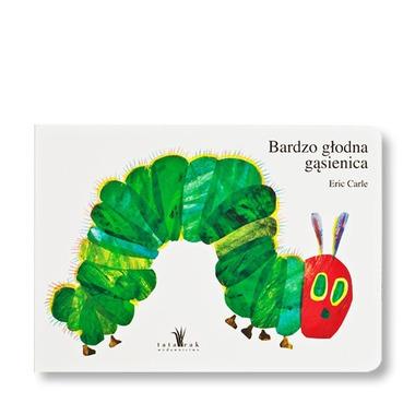 Wydawnictwo Tatarak - Bardzo głodna gąsienica