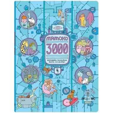 Wydawnictwo Dwie Siostry - Mamoko 3000
