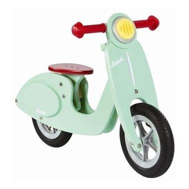 Janod,  rowerek biegowy  skuter miętowy