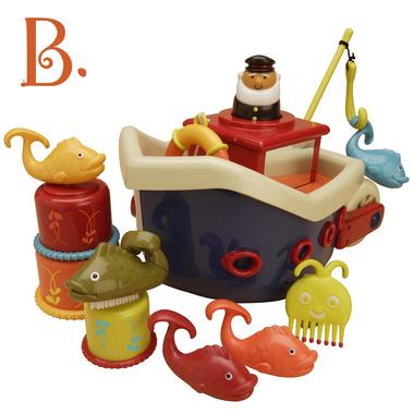 Zestaw do  kąpieli – statek