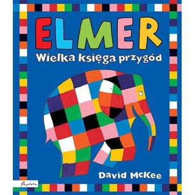 Elmer - Wielka księga przygów