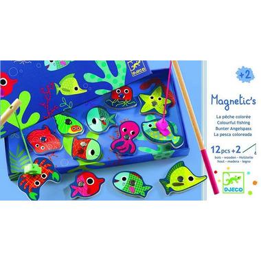 Tropikalne rybki Djeco