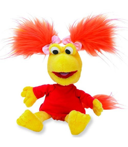 Maskotka Red Bobble Head  Fraggle Rock