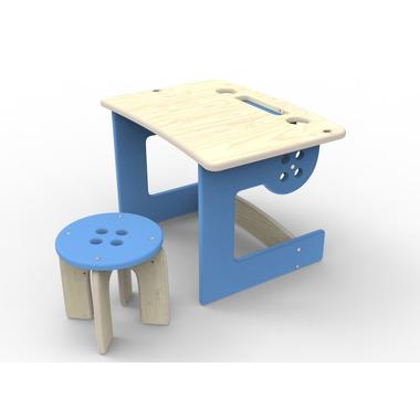 Guzik - biurko dla dziecka z taboretem