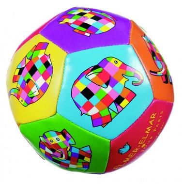 Piłka Dla Niemowląt Elmer