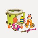 Bębenek z  instrumentami