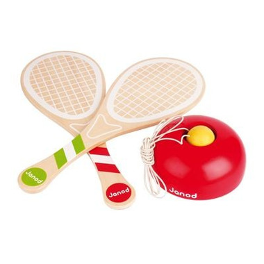 Janod, zestaw do gry w tenisa