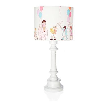 Lampka dzieci na paradzie z podstawką okrągłą Lamps&Co