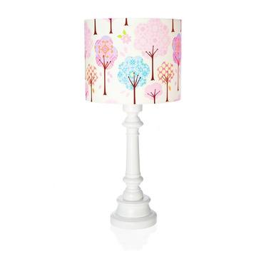 Lampka bajkowy las z podstawką okrągłą Lamps&Co
