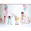 Abażur dzieci na paradzie Lamps&Co