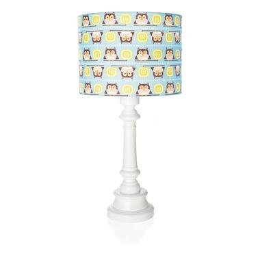 Lampka sówki, walec z okrągłą podstawką Lamps&Co