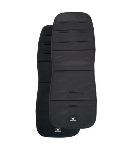 Elodie Details - Miękka wkładka do wózka - Czarny