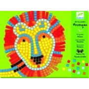 Zestaw mozaiek LEW i DELFIN