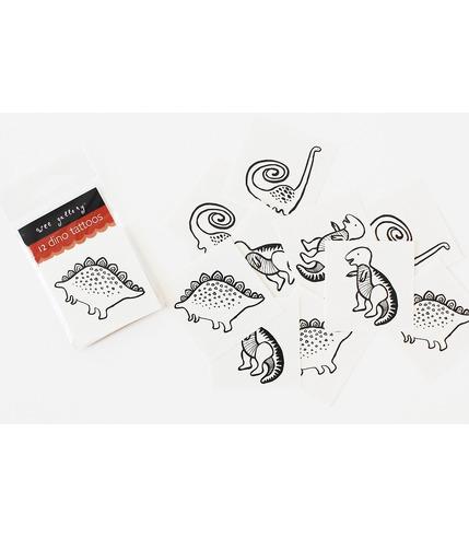Tatuaże Dinozaur