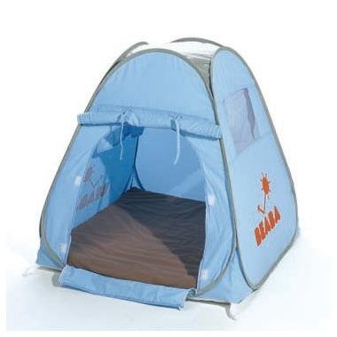 Beaba, namiot plażowy - niebieski