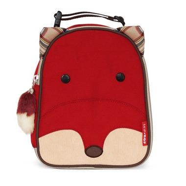 Skip Hop, torba na podwieczorek Lis - Lunch Box