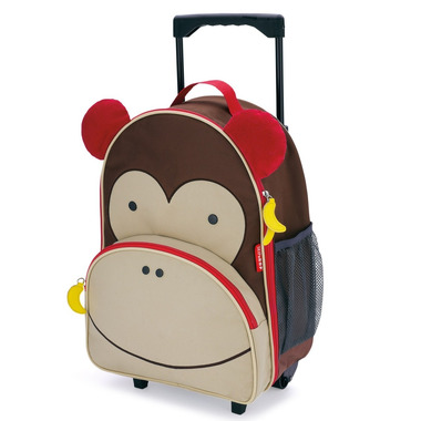 Skip Hop, walizka podróżna Zoo Małpa