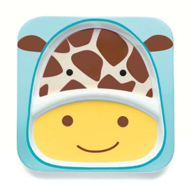 Skip Hop, talerz Zoo Żyrafa