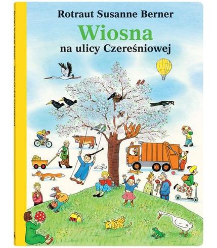 Wydawnictwo Dwie Siostry - Wiosna na ulicy Czereśniowej