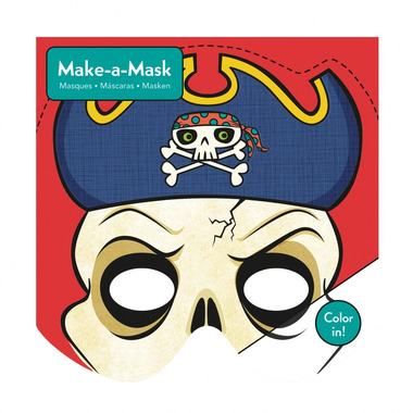 MUDPUPPY Robimy maski - Piraci