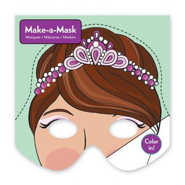 MUDPUPPY Robimy maski - Księżniczki