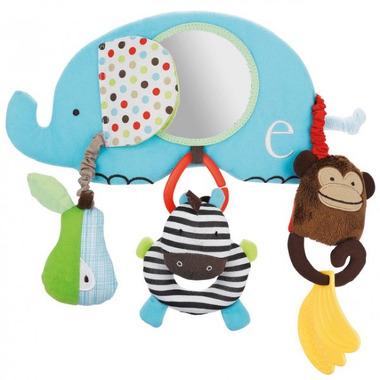 Skip Hop, zabawka do wózka Alfabet