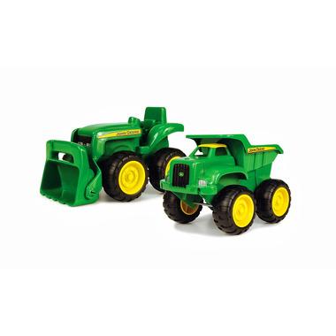 Zestaw Ładowarka Wywrotka Johnny Tractor