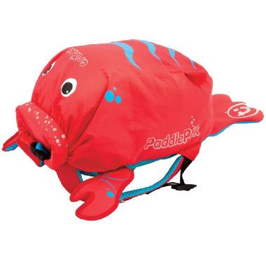 Trunki, plecak Wodoodporny  homar czerowny