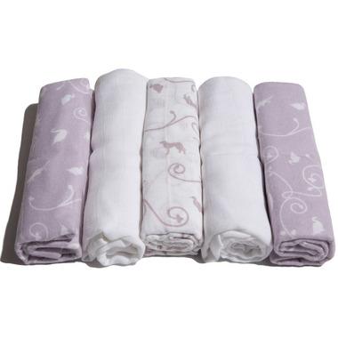 Motherhood, pieluszki bawełniane wrzosowe classics