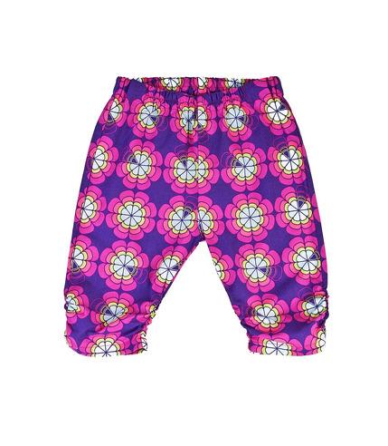 Pantalonki grand bazaar flowers pink