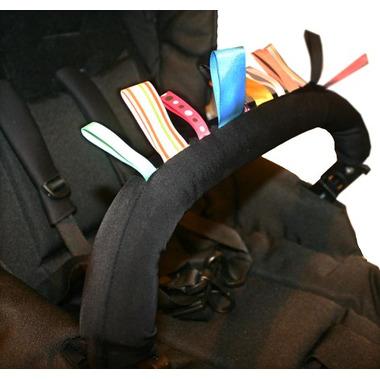Zabawka kolorowe Metka (na pałąk do wózka)