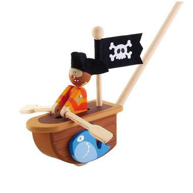 Pirat do pchania na patyku