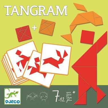 Djeco, gra Tangram