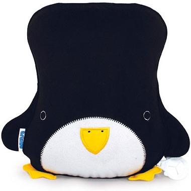 Trunki, poduszka i kocyk podróżny SnooziHedz Pingwin