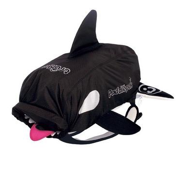 Trunki, plecak Wodoodporny wieloryb