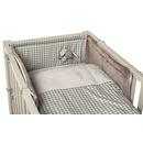 Ochraniacz do łóżeczka Edward 120x60