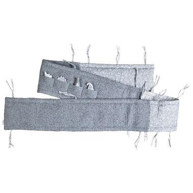 Ochraniacz do łóżeczka Nuages 140x70