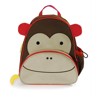 Skip Hop, plecak Zoo packs Małpka