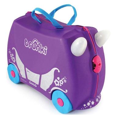 Trunki, jeżdząca walizeczka Kareta Księżniczki