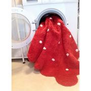 Dywan do prania w pralce Galleta Beżowy