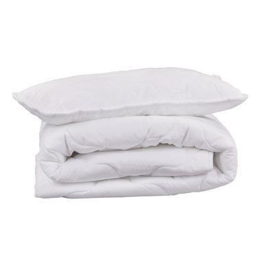 Kołdra i poduszka hipoalergiczna 95x135 Effii